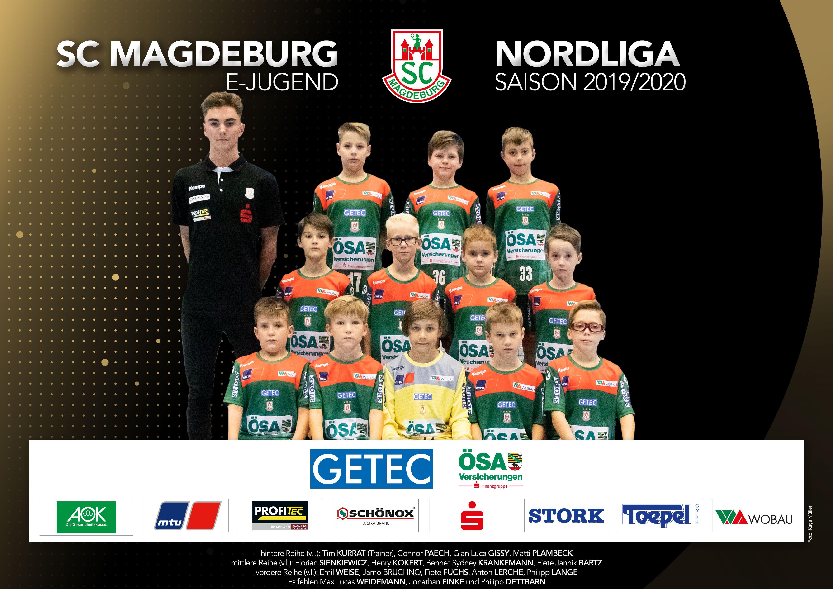 Sc Magdeburg Spielplan